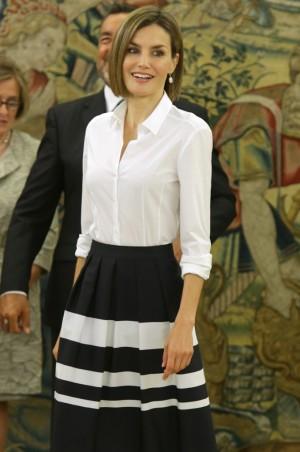 La Reina Letizia, fan de los superalimentos