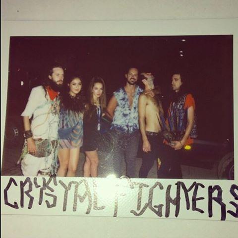 El sentido recuerdo de los Crystal Fighters para Andrea Marongiu horas antes de tocar en Madrid.