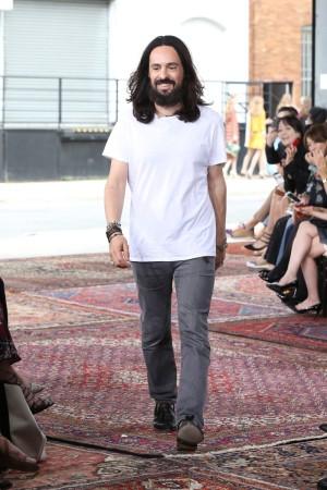 Alessandro Michele, director creativo de Gucci