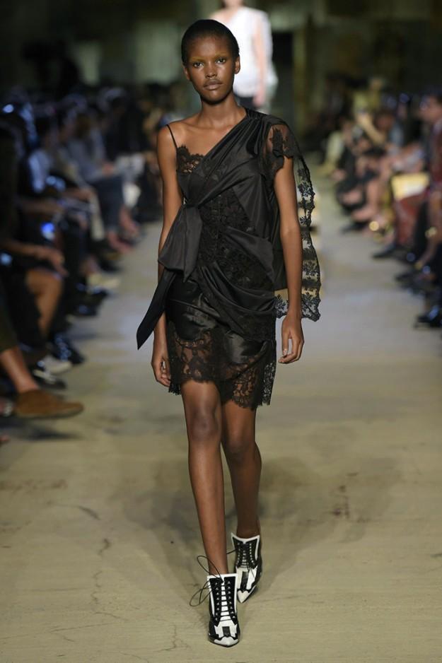 Desfile de Givenchy.