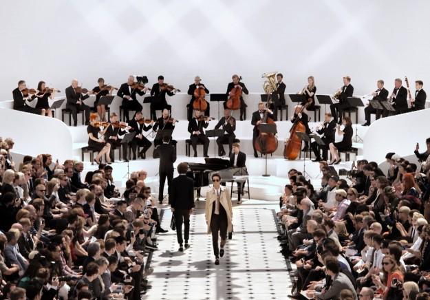El desfile estará acompañado del concierto de una orquesta de 32 músicos