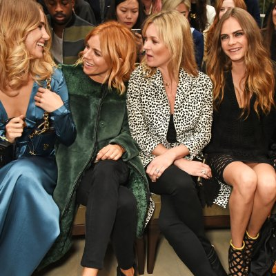 London Fashion Week: front row & parties