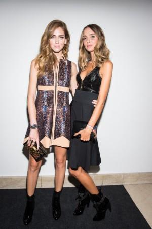 Chiara Ferragni y Candela Novembre hace un año.