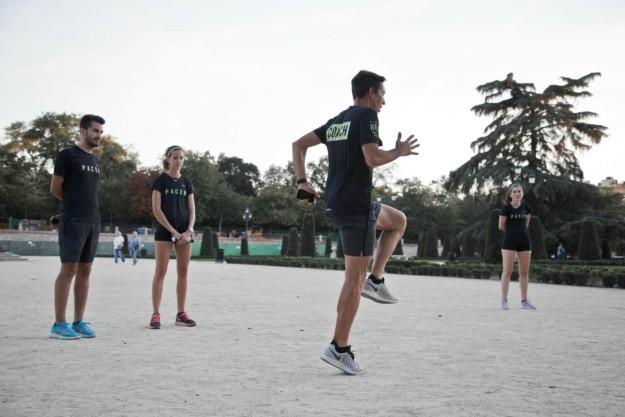 competitive price c41b1 f5f4d Entrenamientos Nike en Madrid.