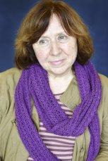 Svetlana Alexievich, premio Nobel de Literatura 2015