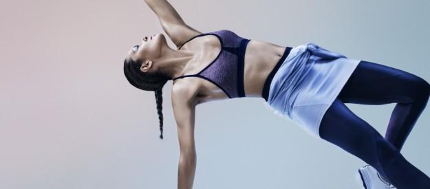 Johanna Schneider para NikeLab