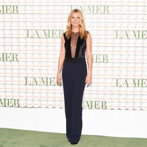 Gwyneth Paltrow en la fiesta de La Mer.