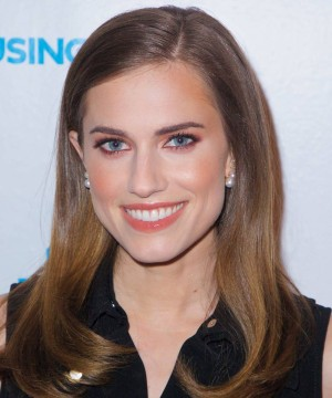 Las cejas de Allison Williams