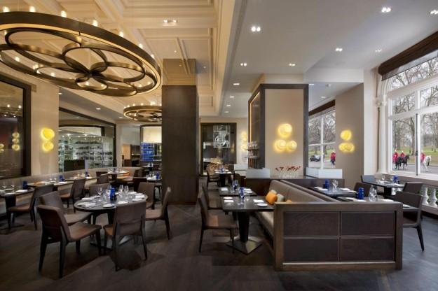 El restaurante Dinner by Heston Blumenthal, en Londres.