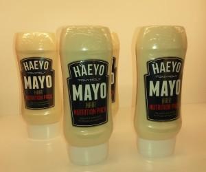 Mascarilla para el pelo de Tony Moly en forma de mayonesa