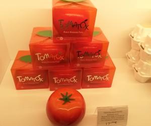 Mascarilla de tomate de Tony Moly.