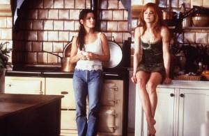 Sandra Bullock y Nicole Kidman, las hermanas Owens en Prácticamente magia, Practical magic en su versión original.