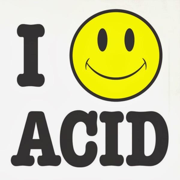 ¿Es el emoticono el nuevo acid smiley?