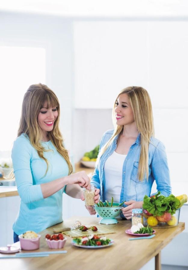 Ani y Sara son las Fit Happy Sisters