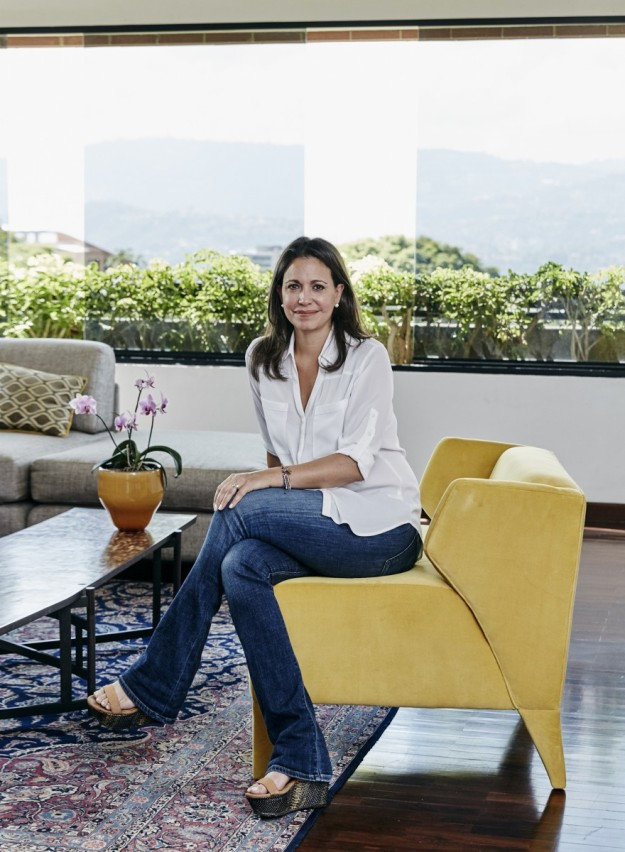 María Corina Machado.