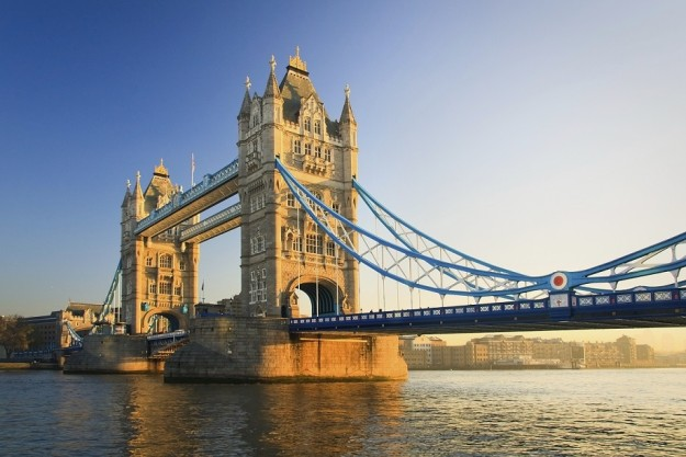 Tower Bridge, Londres.