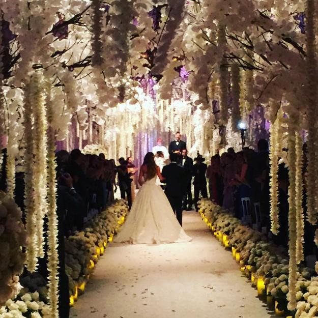 El vestido de novia de sofia vergara