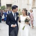Una elegante y romántica boda en Valencia