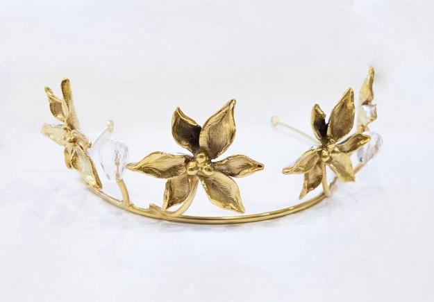 Corona de bronce