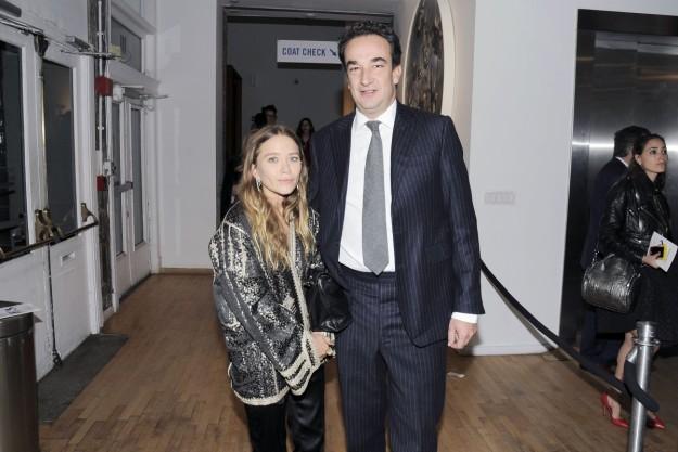 La diseñadora de The Row y el banquero francés se han casado este fin de semana en una discreta ceremonia en una residencia privada del Midtown East neoyorkino.