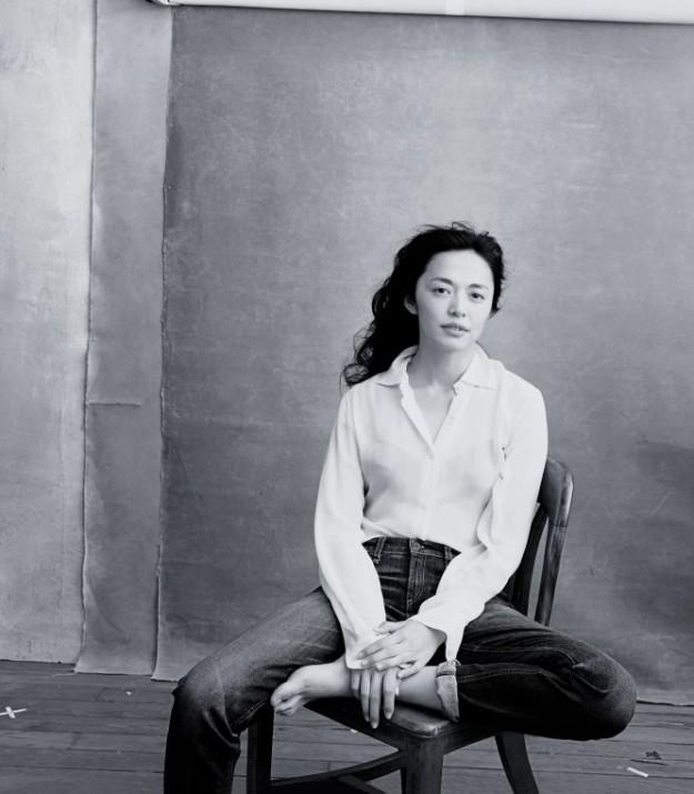 Yao Chen, primera Embajadora de Buena Voluntad china de ACNUR.