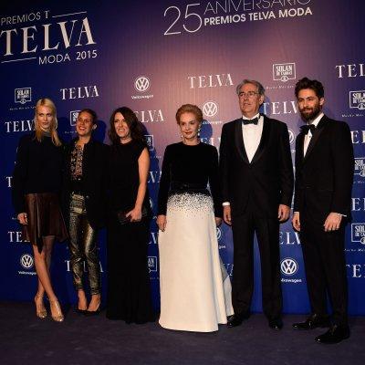 Premios TELVA Moda 2015