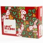 Zippy regala solidaridad con LOVE IN A BOX