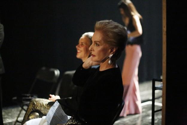 Carolina Herrera, Premio TELVA Moda a toda una trayectoria.
