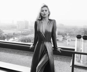 Kate Moss en el último catálogo de Mango.
