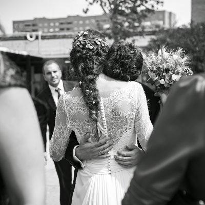 Una boda en el centro de Madrid