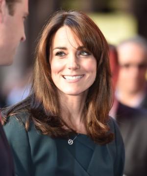 Kate Middleton se corta el pelo