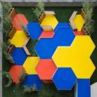 Suárez y la Fundación Aladina construyen el jardín infantil del Hospital de Getafe