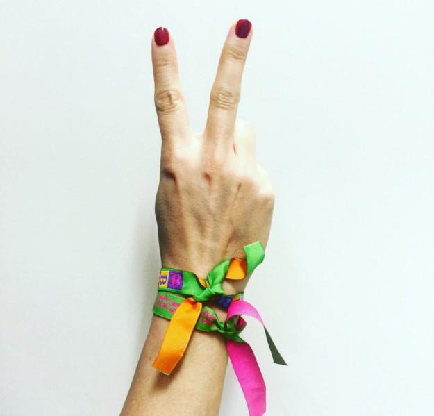 Las pulseras de la Fundación Bobath para ayudar a los niños con parálisis cerebral.