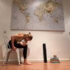 Yoga exprés para el trabajo