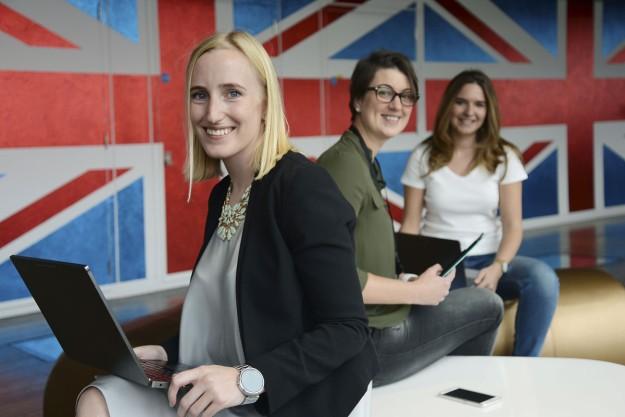 Emily Clarke, Communications Manager de Google UK
