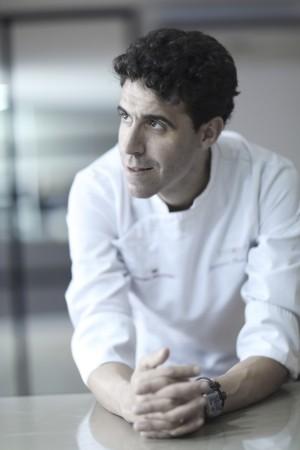 El chef Fernando Pérez Arellano.