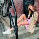 Karlie Kloss, la nueva cara de Topshop para esta primavera