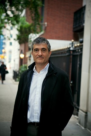 Guillermo Fesser, periodista y dramaturgo.