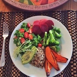 Los platos macrobióticos de Gisele Bundchen