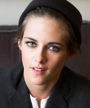 Kristen Stewart también tiene granitos.