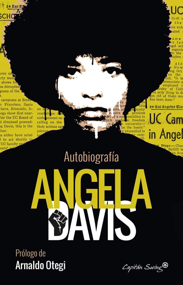 'Autobiografía', de Angela Davis.