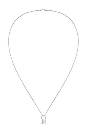 El collar Silver Lockit de Louis Vuitton para UNICEF.