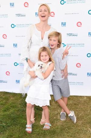 La actriz ha perdido la lucha por la custodia legal de sus hijos, que permanecerán en Mónaco al cuidado de su padre, Daniel Giersch.