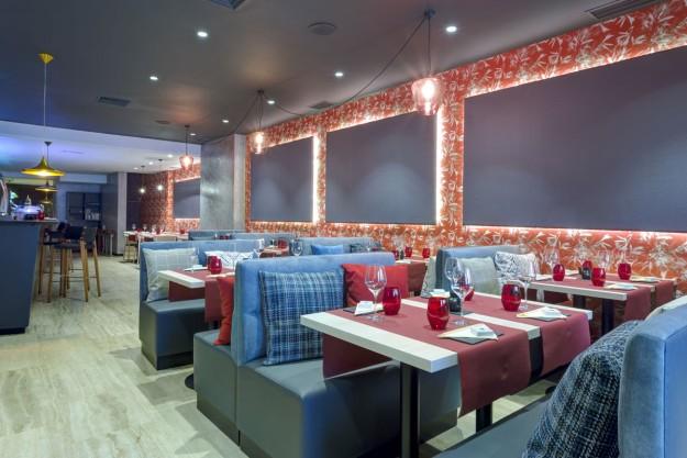 Restaurante Banzai.