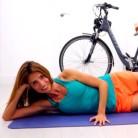 Trabaja los abdominales desde el suelo