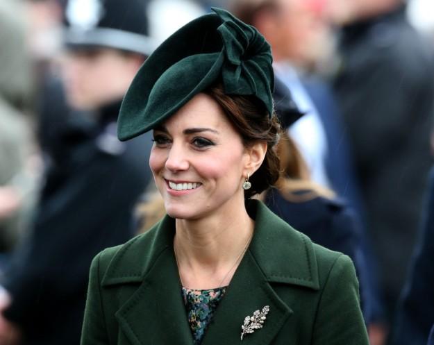 La duquesa de Cambridge, Kate Middleton.