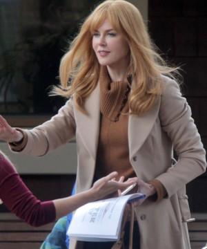 Nicole Kidman y el zumo de arándanos