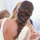 Peinados y recogidos de novia: 4 ideas