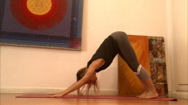 Yoga con Lucía Liencres