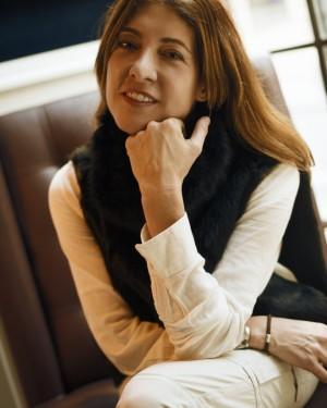 Andrea Zarraluqui, pintora.